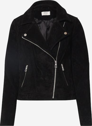 ONLY Lederjacke 'ONLRILEY ' in schwarz, Produktansicht