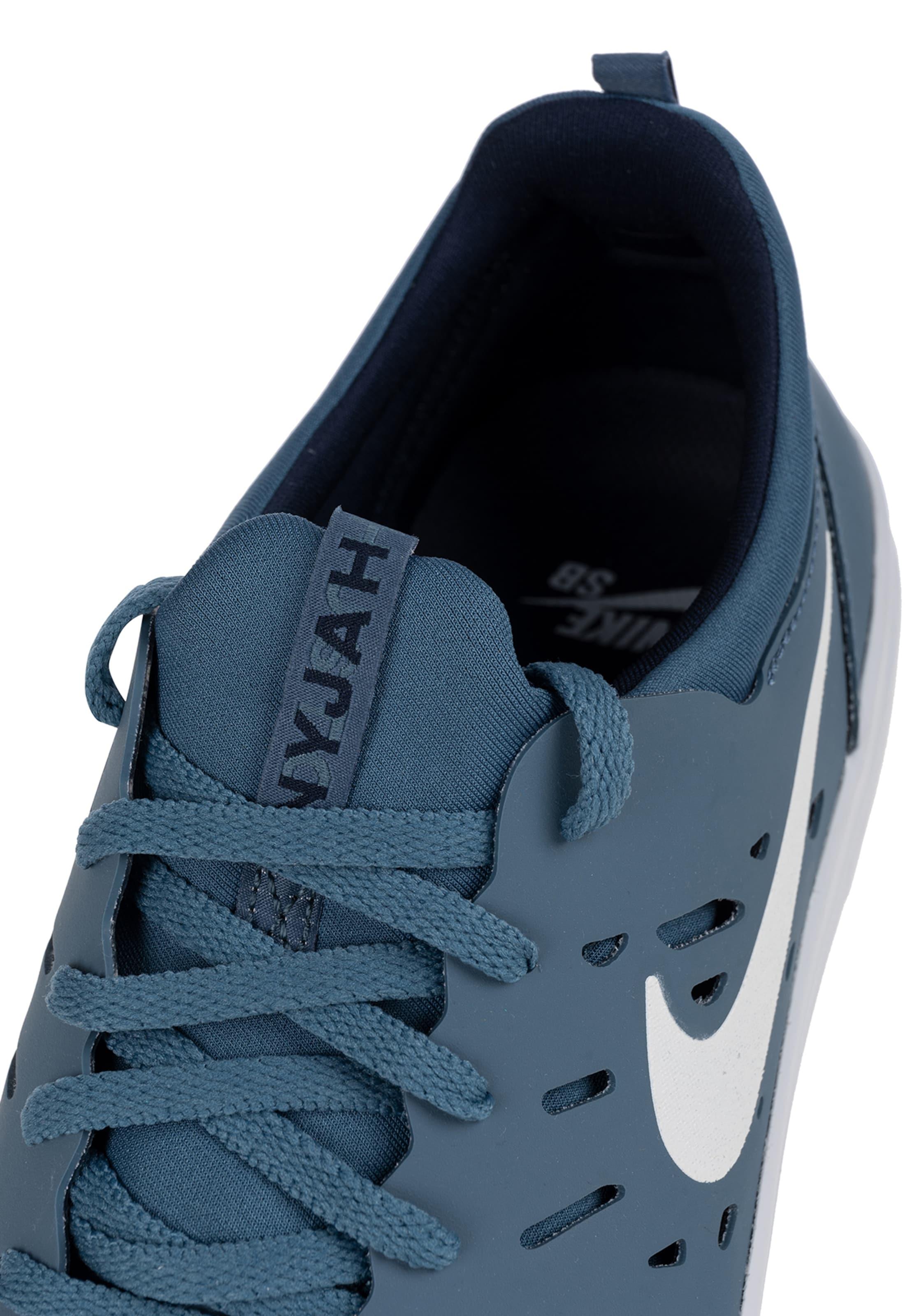 Sb In Nike 'nyjah TaubenblauWeiß Free' Sneaker Ibgym6f7Yv