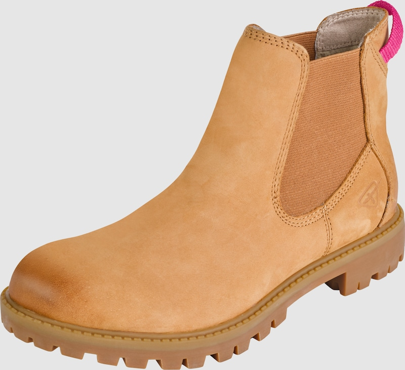 Tamaris Chelsea Boots With Pull Tab