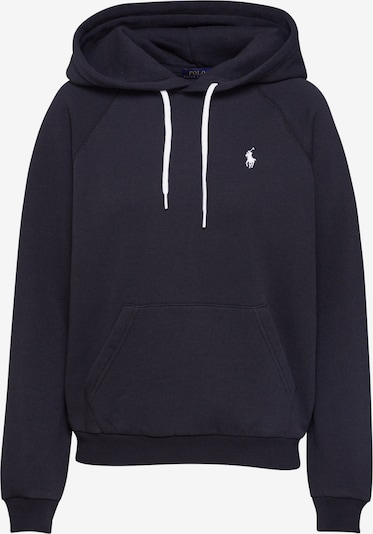 POLO RALPH LAUREN Sweatshirt 'SHRNKHDSMPP-LONG SLEEVE-KNIT' in schwarz, Produktansicht