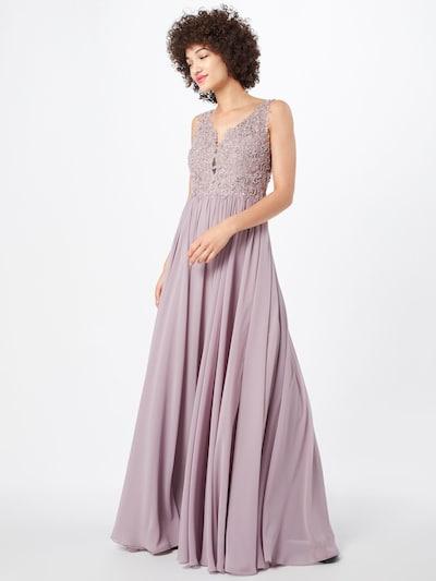 Unique Kleid 'Evening dress' in mauve, Modelansicht