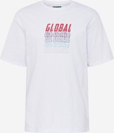 Urban Threads Majica u miks boja / bijela, Pregled proizvoda