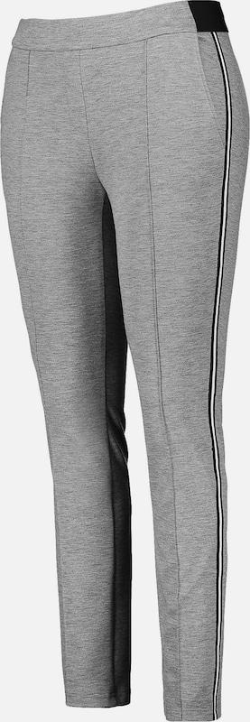 SAMOON Hose 'Radler' in grau   schwarz   weiß  Mode neue Kleidung
