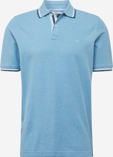 FYNCH-HATTON T-Shirt en bleu: Vue de face