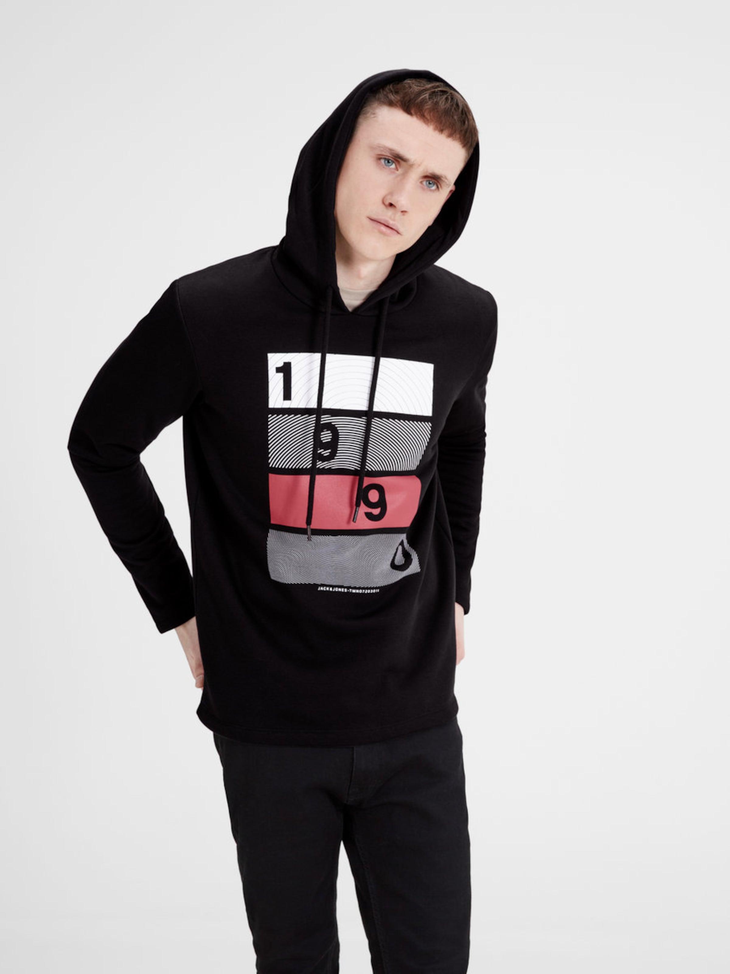 Limit Rabatt JACK & JONES Bedrucktes Sweatshirt Billig Beste Preise Rabatt Neueste Vdk1gE2