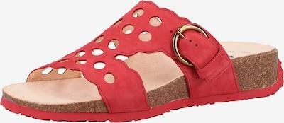 THINK! Pantolette in rot, Produktansicht