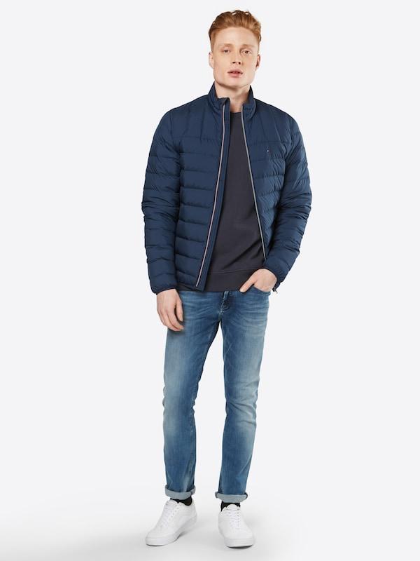 Tommy Jeans Sweatshirt 'TJM LOGO CN HKNIT L/S 15'