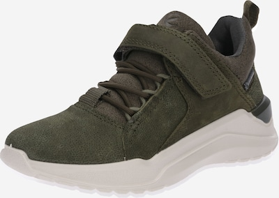ECCO Sneakers 'Intervene Grapeleaf' in de kleur Kaki, Productweergave