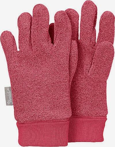 STERNTALER Handschuhe in rot, Produktansicht