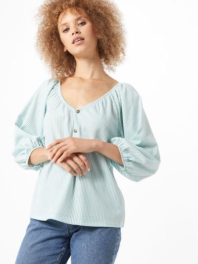 ESPRIT Bluse in pastellgrün / hellgrün, Modelansicht