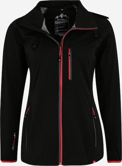 KILLTEC Sportjacke 'Joary' in schwarz, Produktansicht