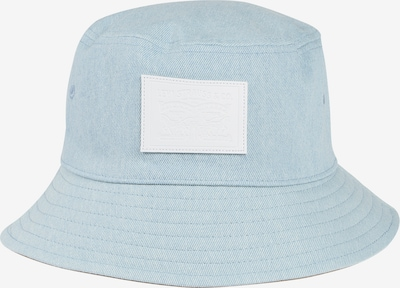 LEVI'S Unisex - Mützen & Caps 'BUCKET HAT - DENIM REVERSIBLE' in blue denim, Produktansicht