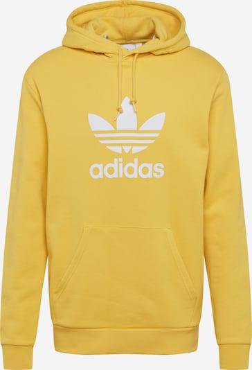 ADIDAS ORIGINALS Hoodie in gelb, Produktansicht