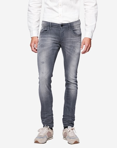 G-Star RAW Jeans in grau, Modelansicht