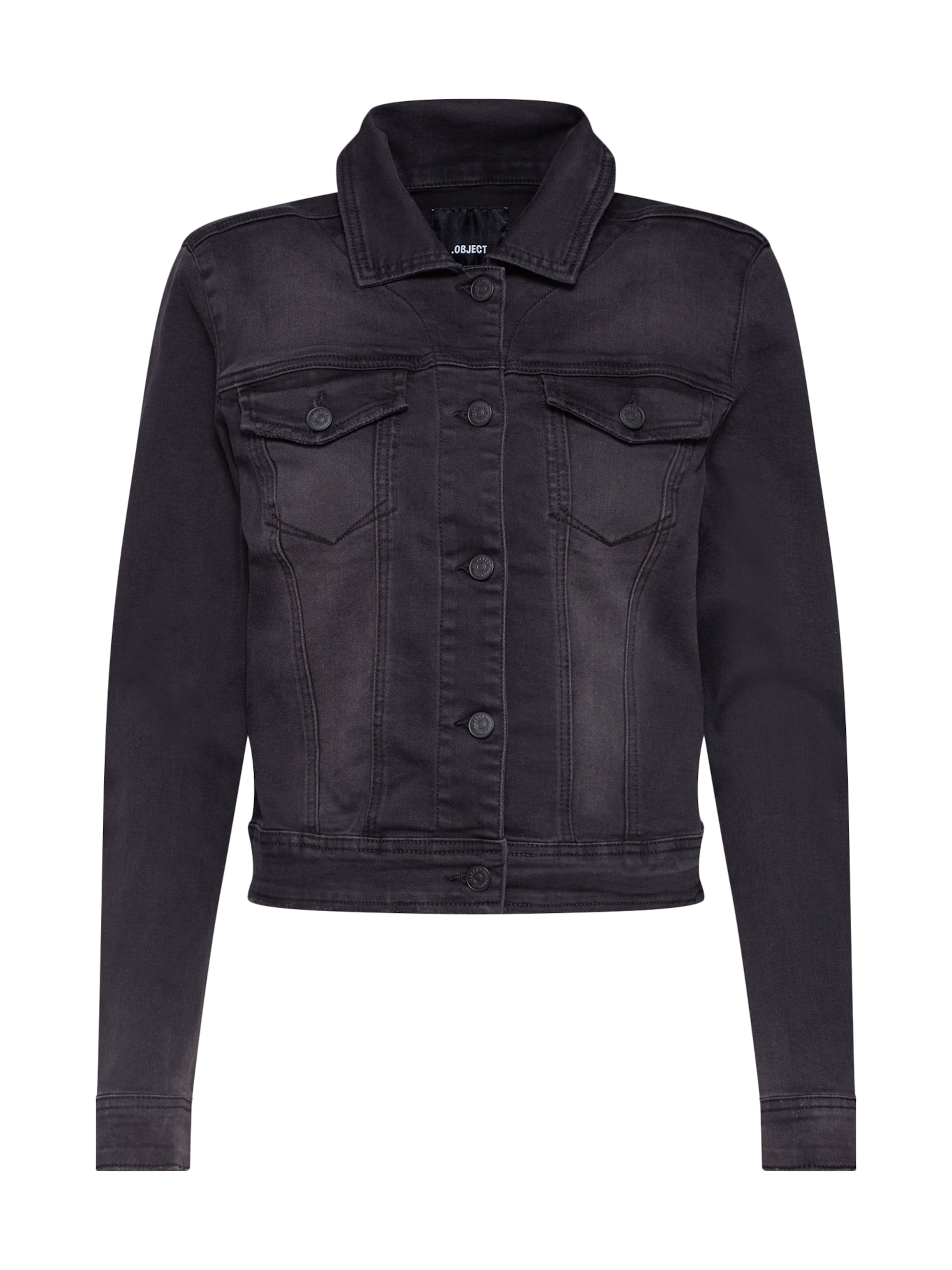 Noir Denim ObjectVeste 'win' In Mi saison 34cAjR5Lq