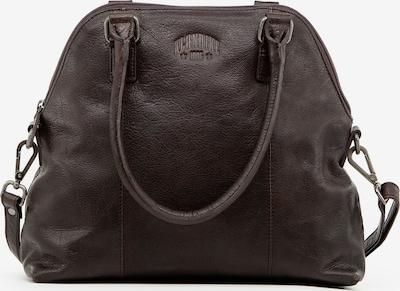 KLONDIKE 1896 Handtasche 'Ella' in braun, Produktansicht