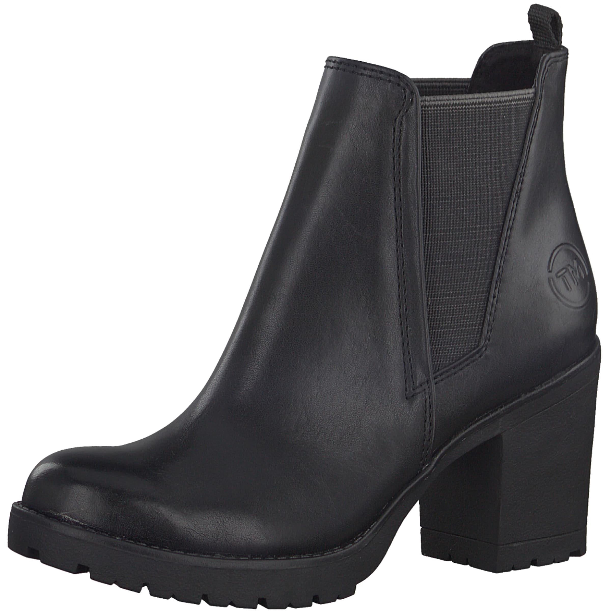 MARCO TOZZI | Ankle Boot mit Absatz Schuhe Gut getragene Schuhe