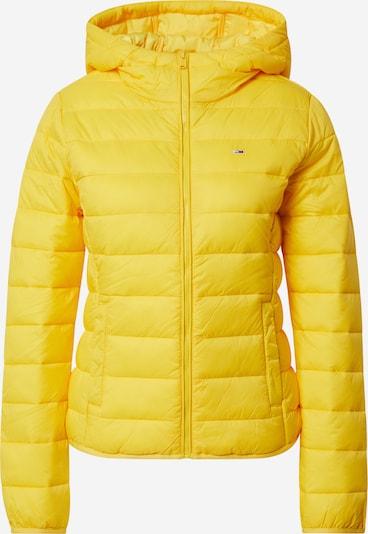 sárga Tommy Jeans Átmeneti dzseki: Elölnézet