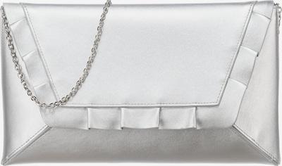 BUFFALO Abendtasche in silber, Produktansicht