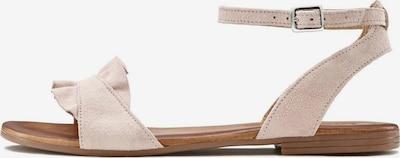 LASCANA Sandale in rosé, Produktansicht