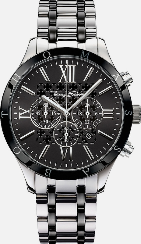 Thomas Sabo Chronograph »REBEL URBAN, WA0139«