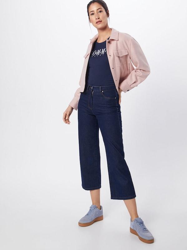In NavyWit 'tjw Jeans Shirt Tommy Tee' Casual kiZTwOPXu