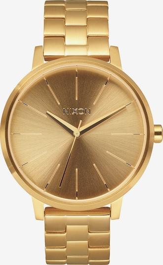 Nixon Uhr 'Kensington' in gold, Produktansicht