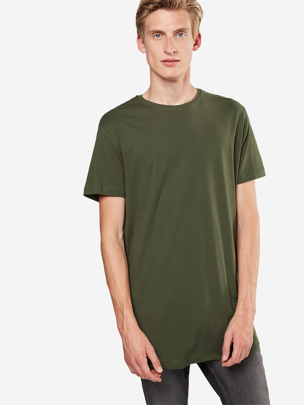 Urban Classics T-shirt Shaped Long Tee