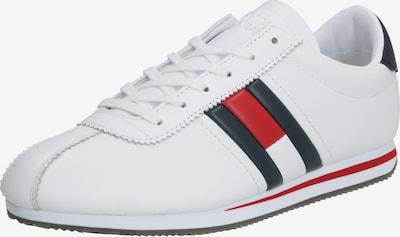 Sneaker low 'RETRO' Tommy Jeans pe alb, Vizualizare produs