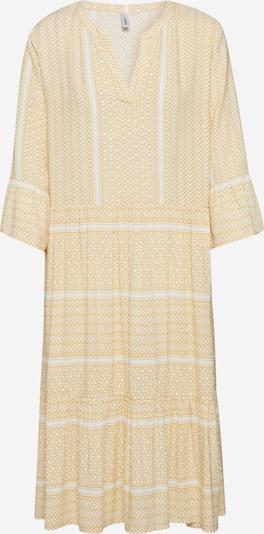 Rochie tip bluză Soyaconcept pe galben / culori mixte, Vizualizare produs