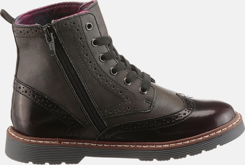 s.Oliver RED RED RED LABEL | Schnürboots 17c060