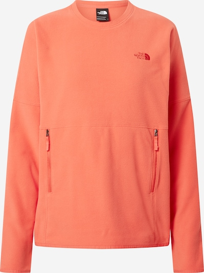 THE NORTH FACE Sportsweatshirt 'GLACIER' in knallrot, Produktansicht