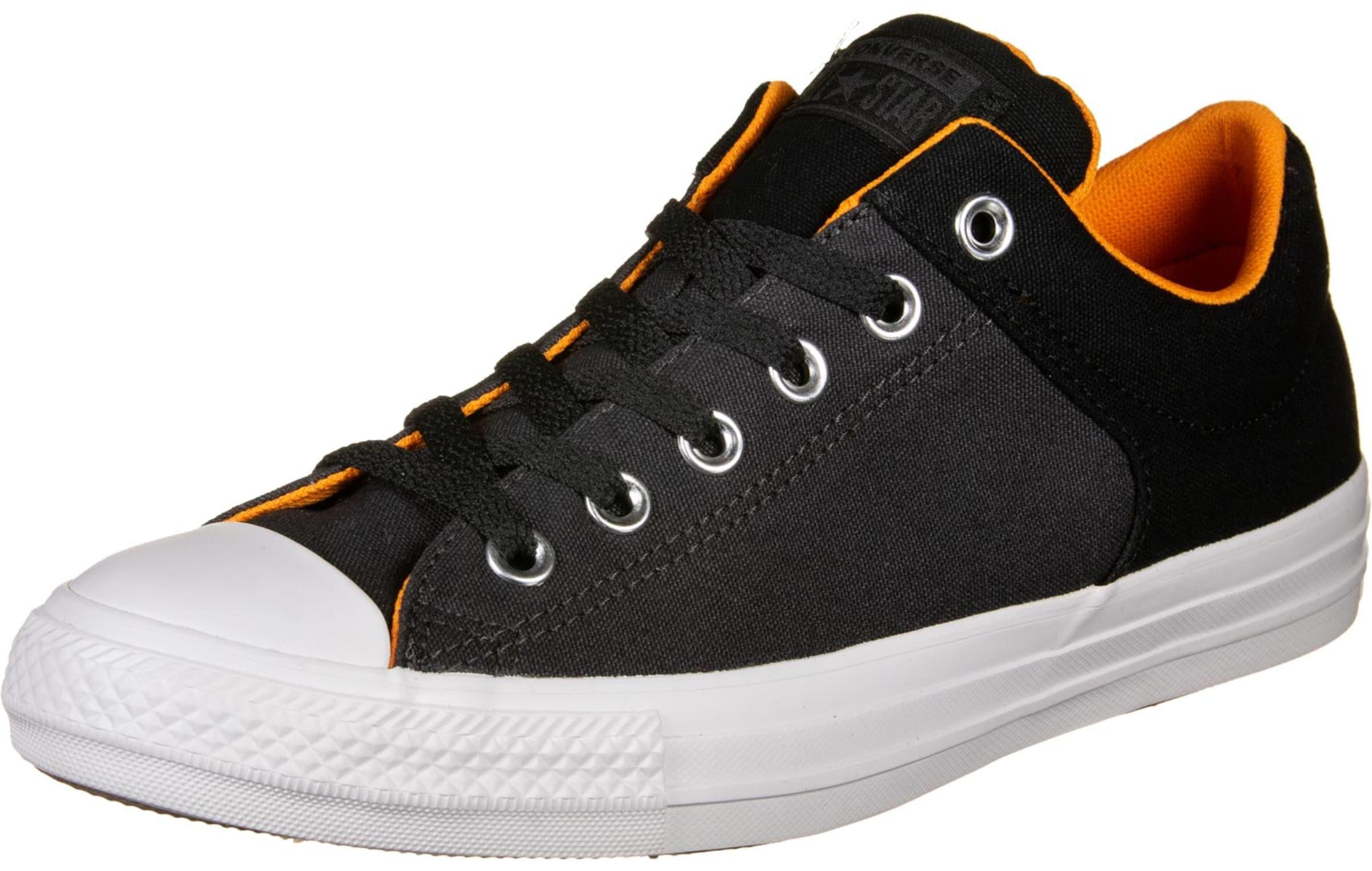 Star High 'all In Street Converse Ox' OrangeSchwarz Weiß Sneaker sQrdht