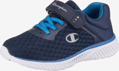 Champion Authentic Athletic Apparel Sneaker in hellblau / dunkelblau, Produktansicht