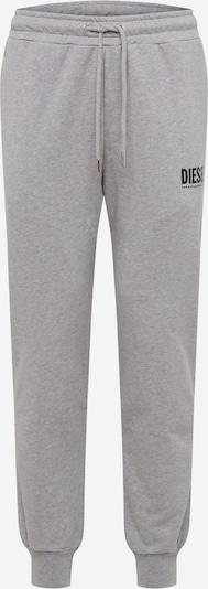 Pantaloni 'P-TARY-LOGO PANTALONI HOSE' DIESEL di colore grigio, Visualizzazione prodotti