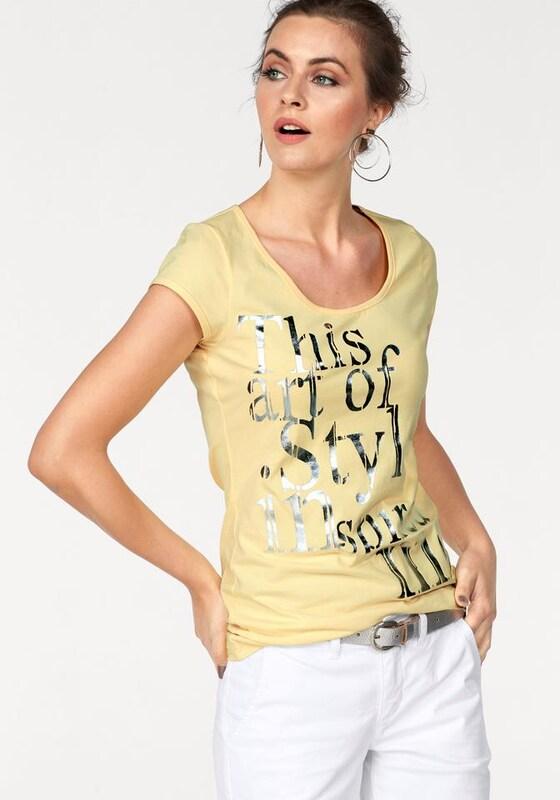 LAURA SCOTT Print-Shirt