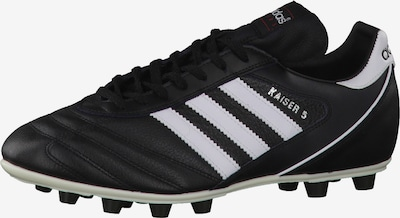 ADIDAS PERFORMANCE Futbola apavi 'KAISER' pieejami melns, Preces skats