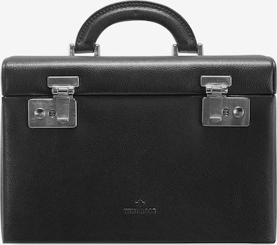 WINDROSE Schmuckkoffer in schwarz, Produktansicht