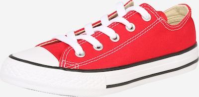 CONVERSE Sneaker 'All Star' in rot / schwarz / weiß, Produktansicht