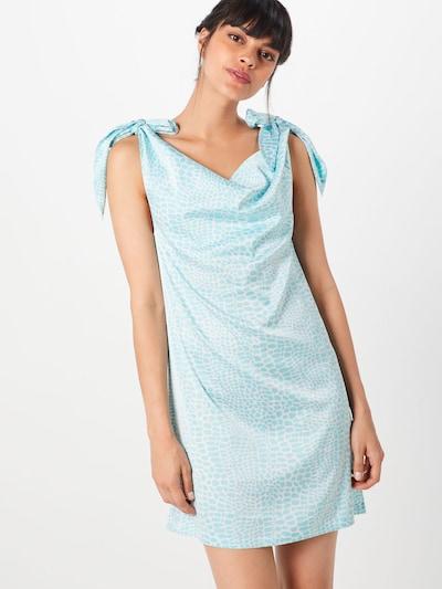 IVYREVEL Kleid in hellblau / weiß, Modelansicht
