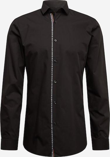HUGO Hemd 'Erondo' in schwarz, Produktansicht