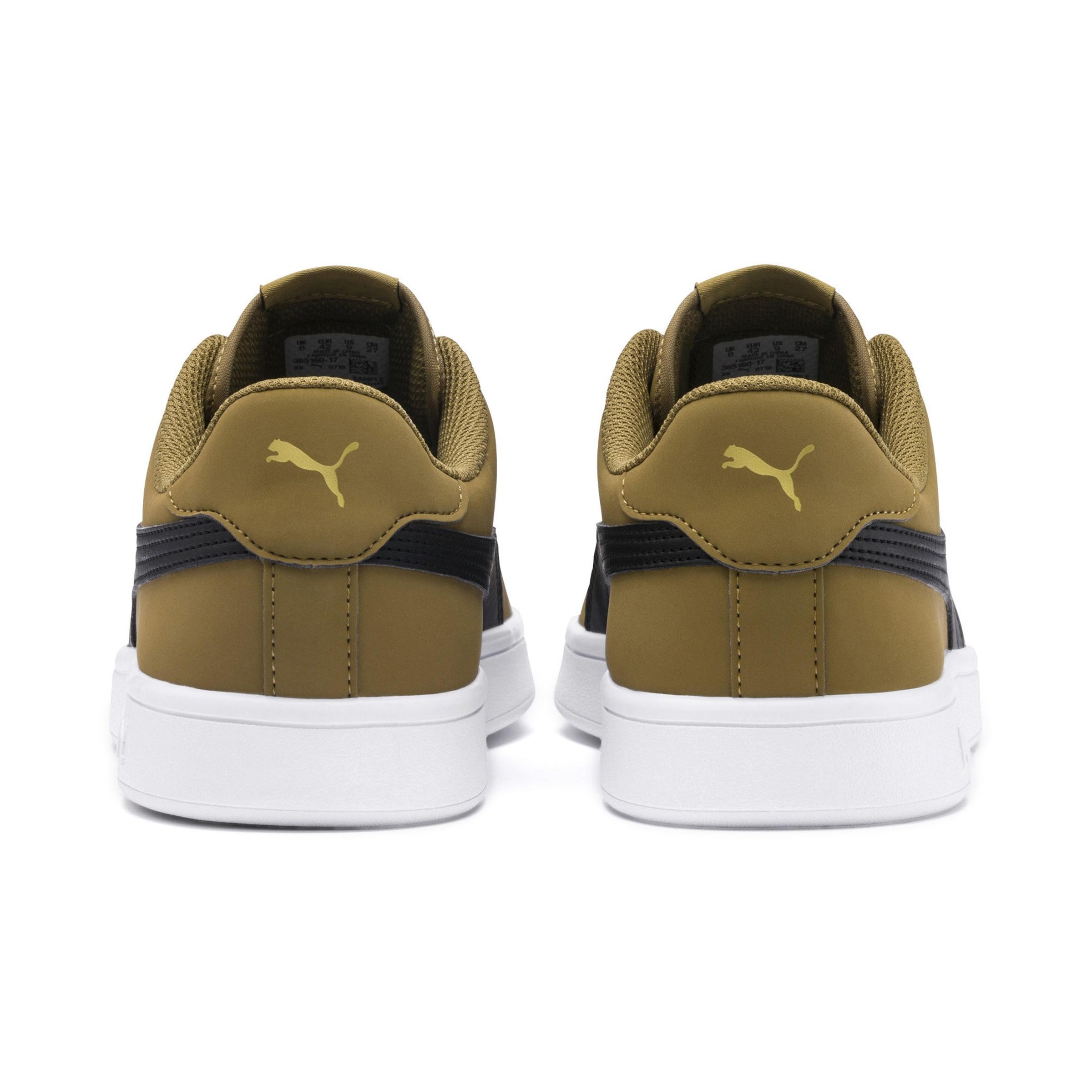 Puma In Sneaker V2 Buck' OlivSchwarz 'smash 3c4LqSA5Rj
