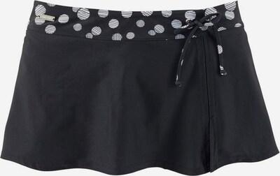 LASCANA Rockhose in schwarz / weiß, Produktansicht