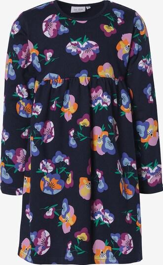 myToys-COLLECTION Kleid in nachtblau / mischfarben, Produktansicht
