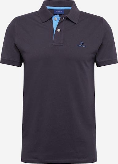 GANT Poloshirt in hellblau / dunkelgrau, Produktansicht