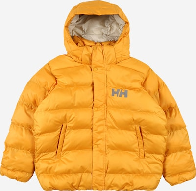 HELLY HANSEN Jacke 'RADICAL' in goldgelb, Produktansicht