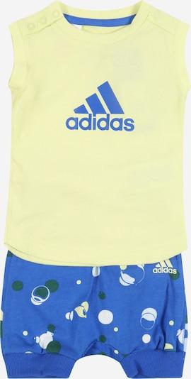 ADIDAS PERFORMANCE Set in blau / gelb, Produktansicht