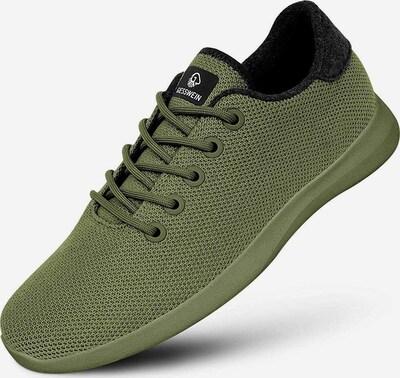 GIESSWEIN Sneaker in oliv, Produktansicht
