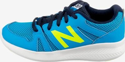 new balance Sneakers in türkis / neongelb, Produktansicht
