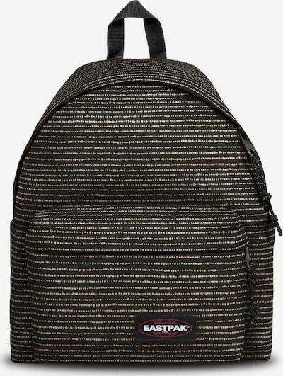 EASTPAK Rugzak 'Padded Pak'r' in de kleur Abrikoos / Zwart gemêleerd, Productweergave